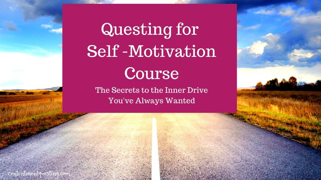 Questing for Self Motivation Course Title