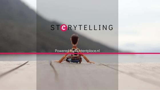 Storytelling is geen contentmarketing