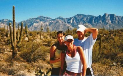 Arizona siblings