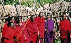 Tanzania Masai Village