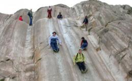 Peruvian Slide Rock
