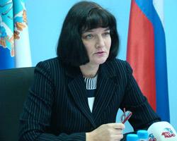 Светлана Клюшина: освоение денег проходит значительно тяжелее