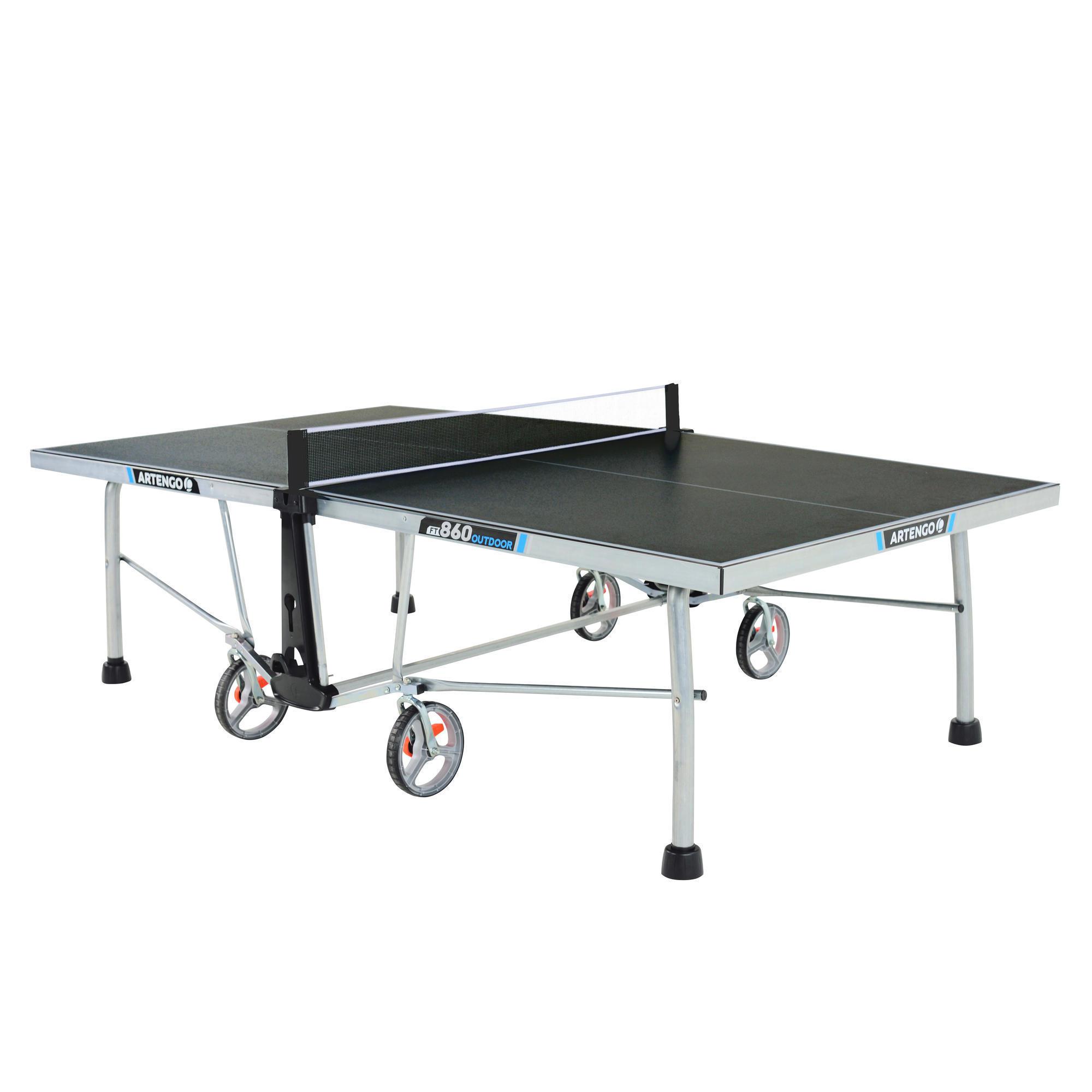 00742ff5e Mesa De Ping Pong Ft860 Outdoor Artengo