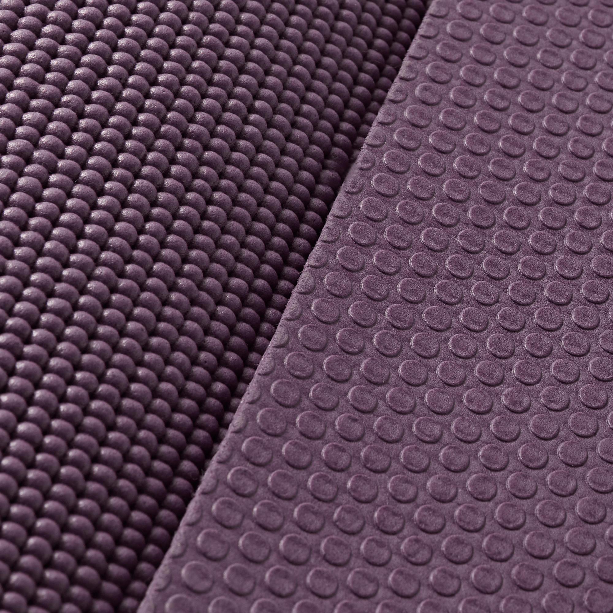 tapis yoga doux confort 8 mm