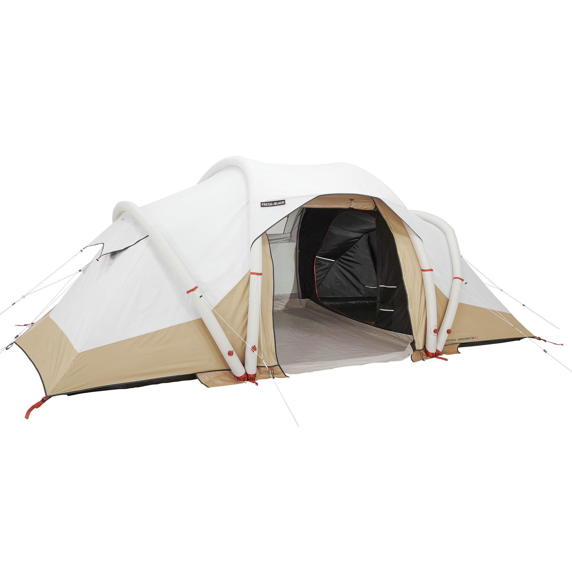 camping decathlon