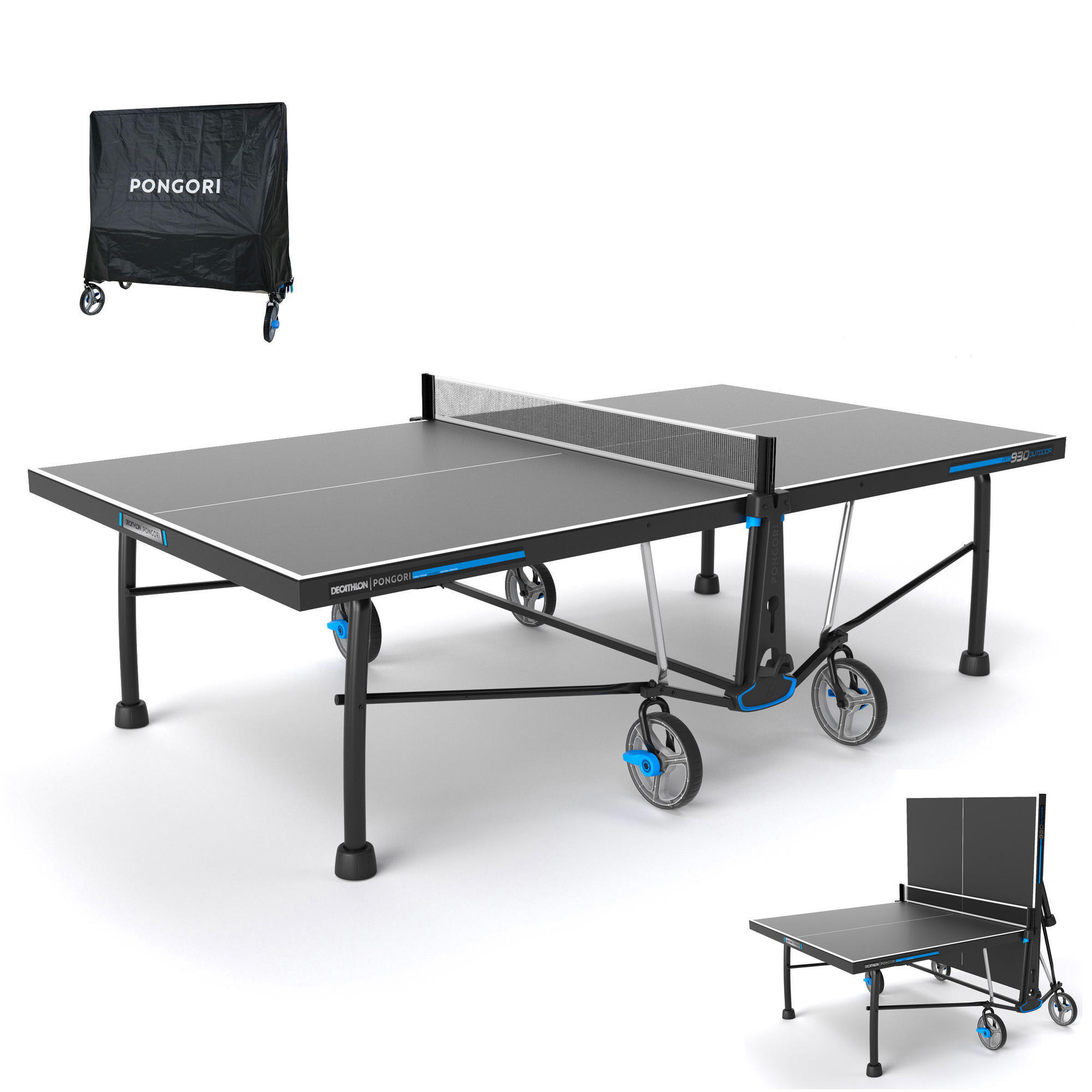 tables outdoor exterieur de ping pong