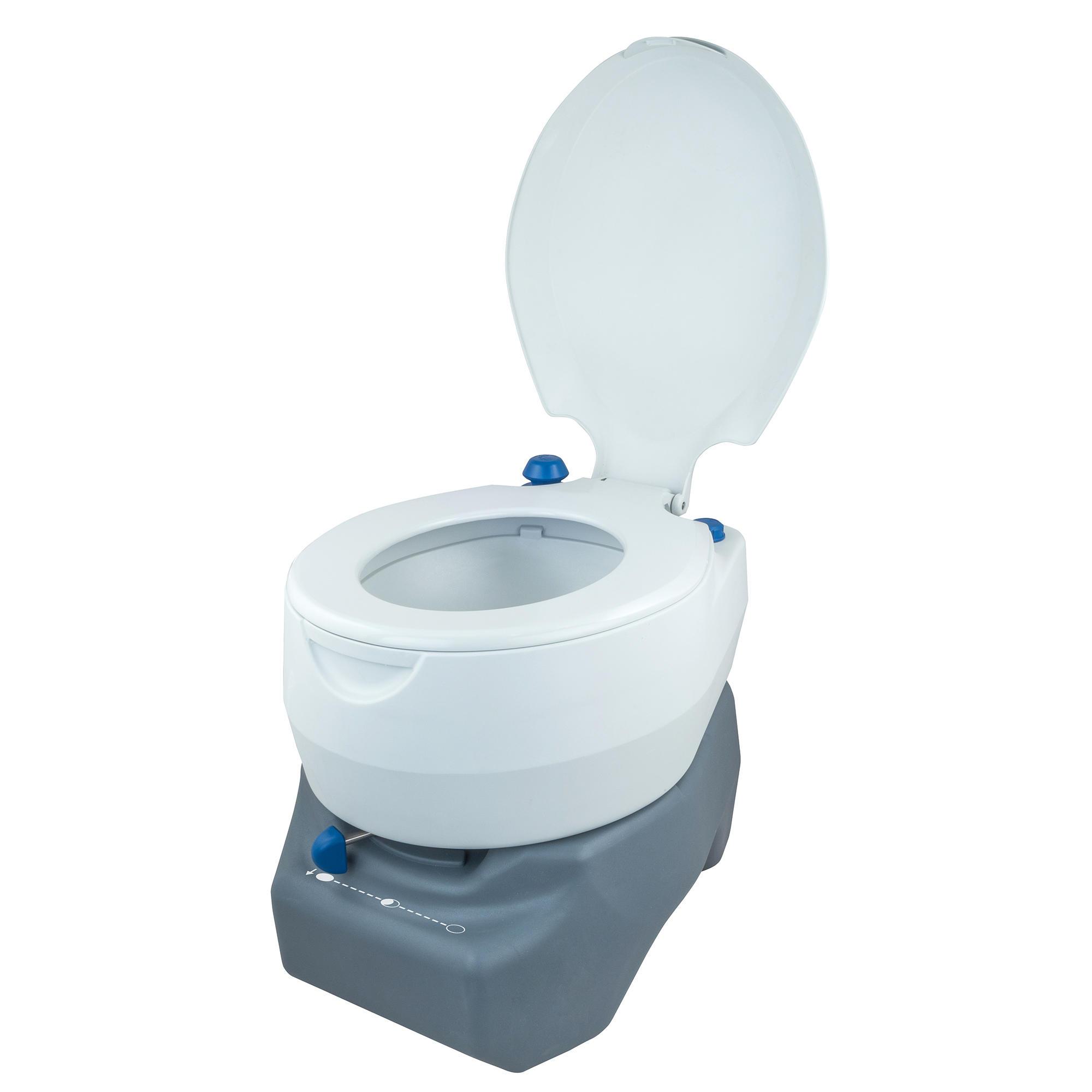 toilettes chimiques portables pour le camping 20 litres
