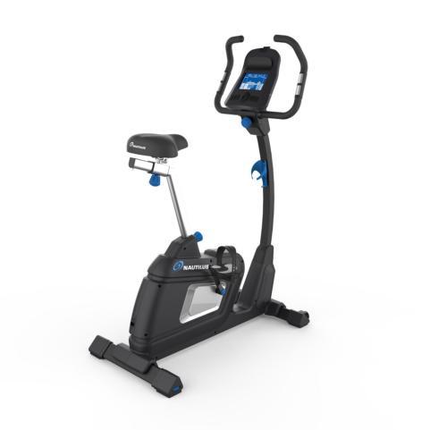 BICICLETĂ FITNESS CARDIO Fitness Cardio, Bodybuilding, Crosstraining, Pilates - Bicicletă de apartament U627   NAUTILUS - Fitness Cardio