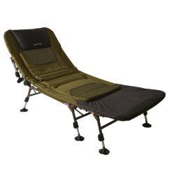 Fishing Bed Chair Used Evac 300h Mk4 Manual Wildtrack Bedchair Carp Caperlan
