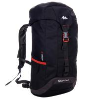 NH100 30-L HIKING BACKPACK - BLACK/GREY | Quechua