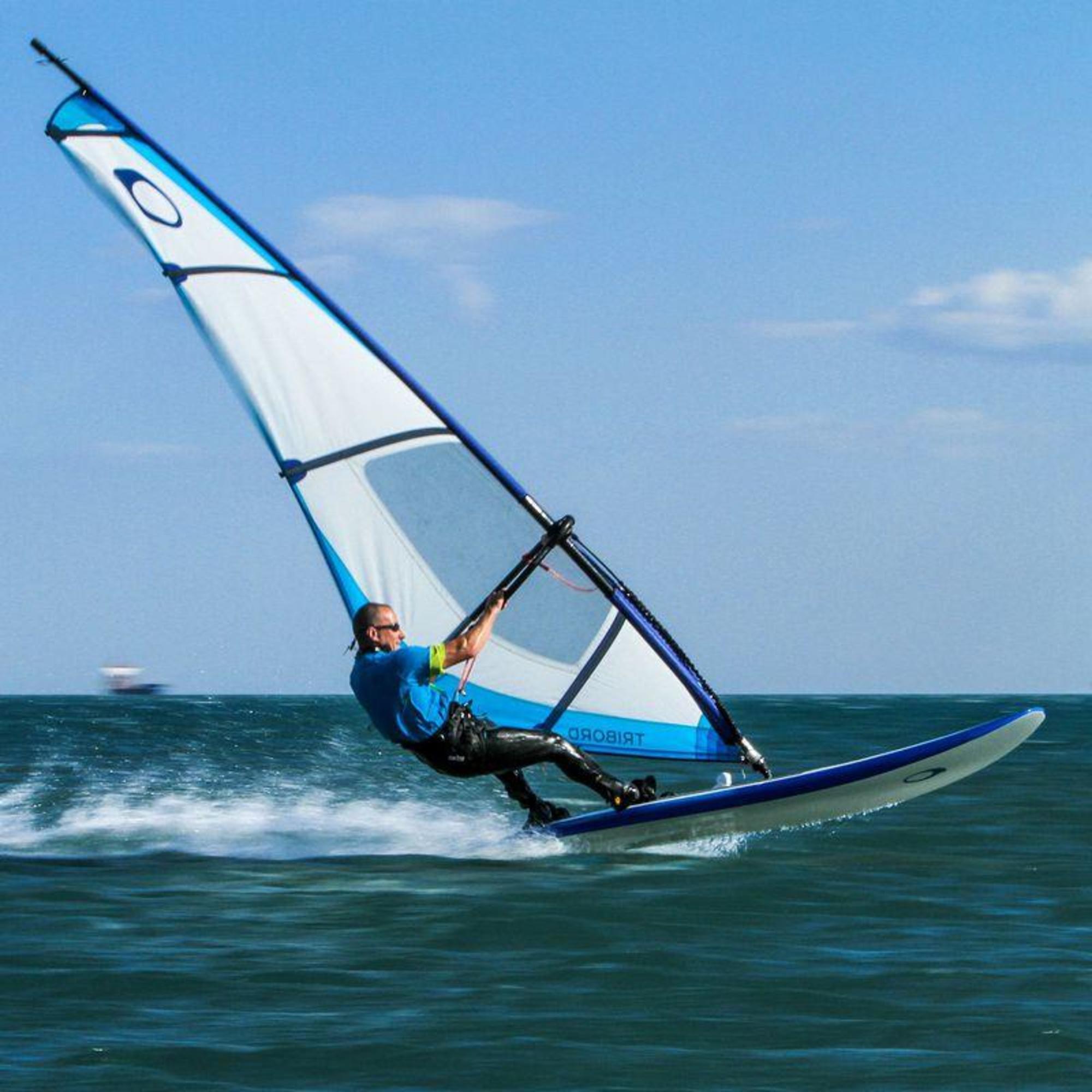 planche a voile a derive 170l windsurf