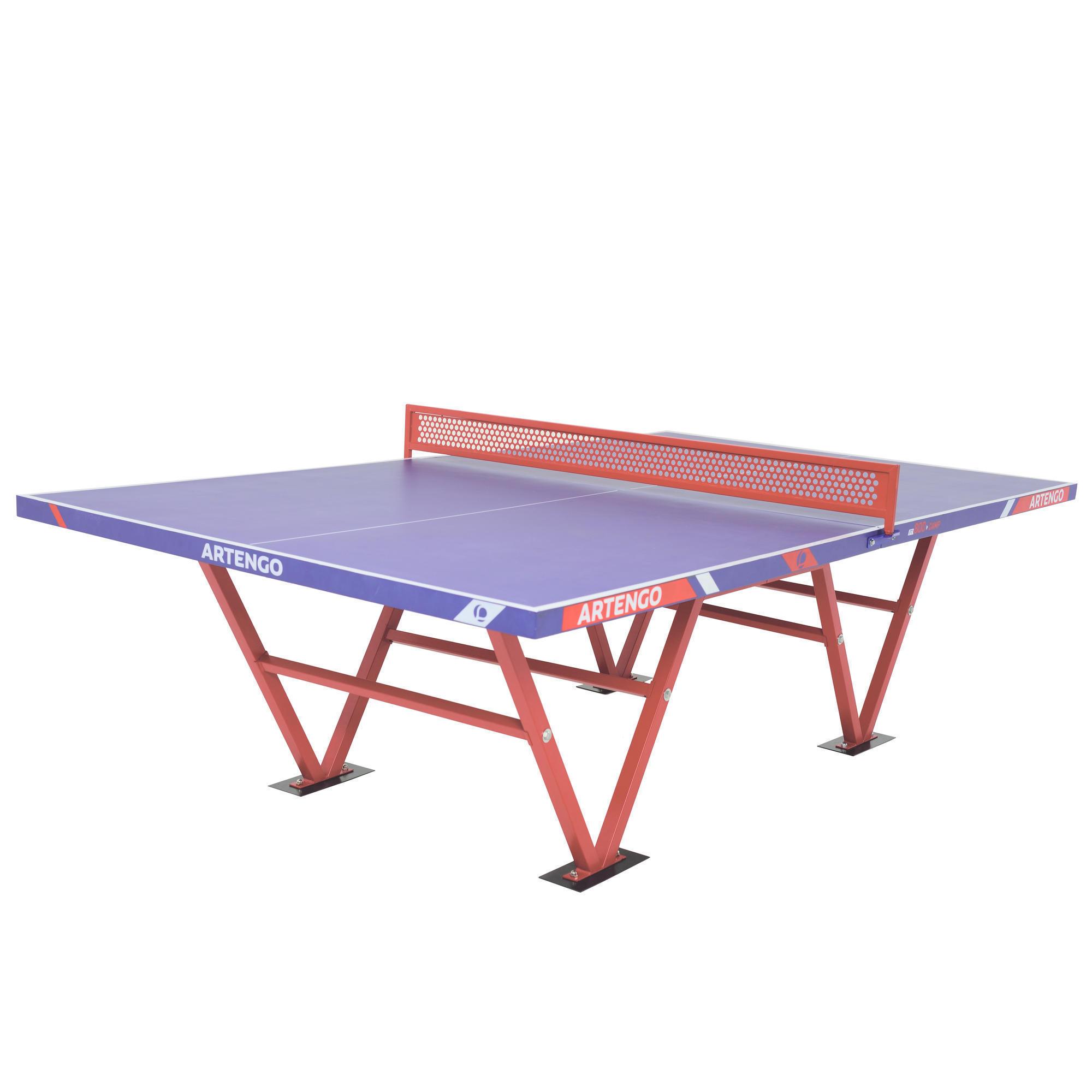 7c50266b9 Mesa De Ping Pong Para Colectividades Ft 800 Camp Outdoor