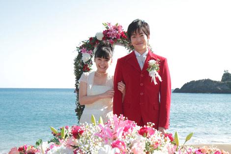 倉科カナと大東俊介が『ウェルかめ』で挙式 ウエディング姿を初披露|最新ニュース|eltha(エルザ)