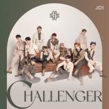 JO1・3rdシングル「CHALLENGER」初回限定盤A(C)LAPONE ENTERTAINMENT