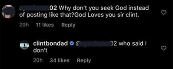 """Clint Bondad Sinagot Ang Mga Tanong Ng Netizens Tungkol Sa Kanyang """"Creepy"""" Instagram Post 7"""