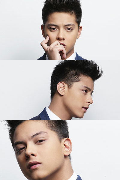 Hair Styling Tips And Tricks From Teen King Daniel Padilla Guess