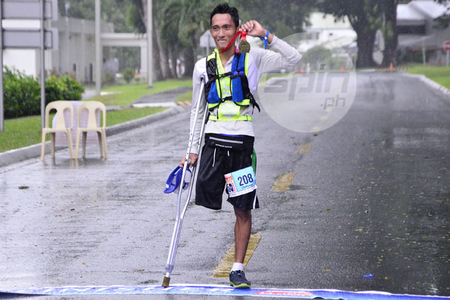 My friend Renson finishes his first 50km Ultramarathon because he believed in himself and took the risk