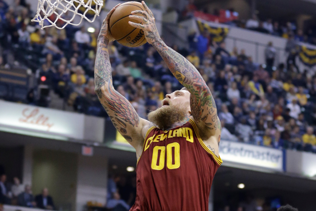 Cavaliers Reserve Center Chris Andersen Out For Season