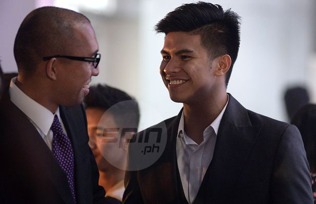 Ateneo Star Kiefer Ravena Excited To Try Hand At Acting But