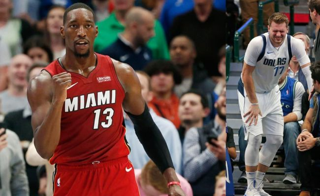 Bam Adebayo Stars As Miami Heat Nip Dallas Mavericks