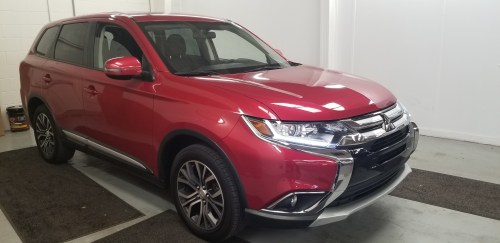 small resolution of 2018 mitsubishi outlander se fwd list price
