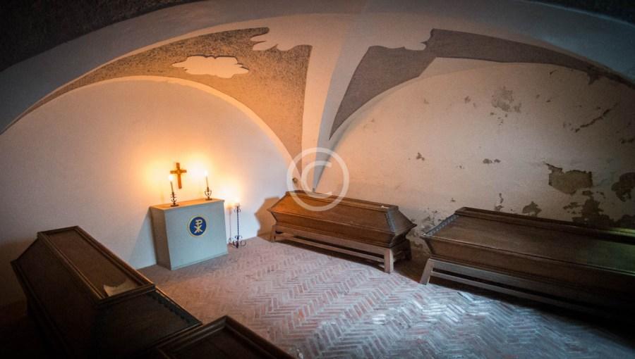 Krypten i Immanuels kirke
