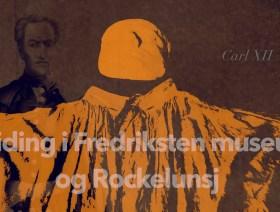 Film for Halden Turist - Guiding i Fredriksten museum med Rockelunsj