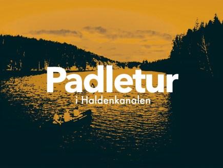 Film for Halden Turist - Padling på Haldenkanalen