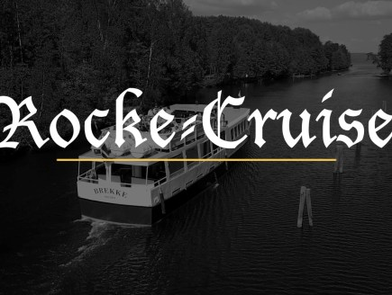Film for Halden Turist - Rocke-cruise på Haldenkanalen