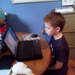simply homeschooling with technology