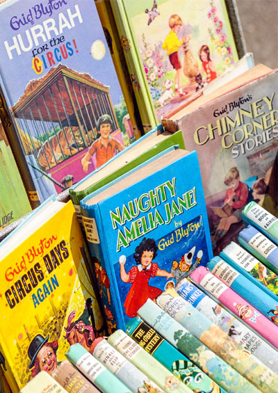 New Section on Story Books @ The Stationery Shop