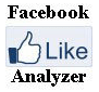 Facebook Page Likes Analyzer