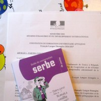Je pars en Serbie ! avec la bourse FLE du MAEDI