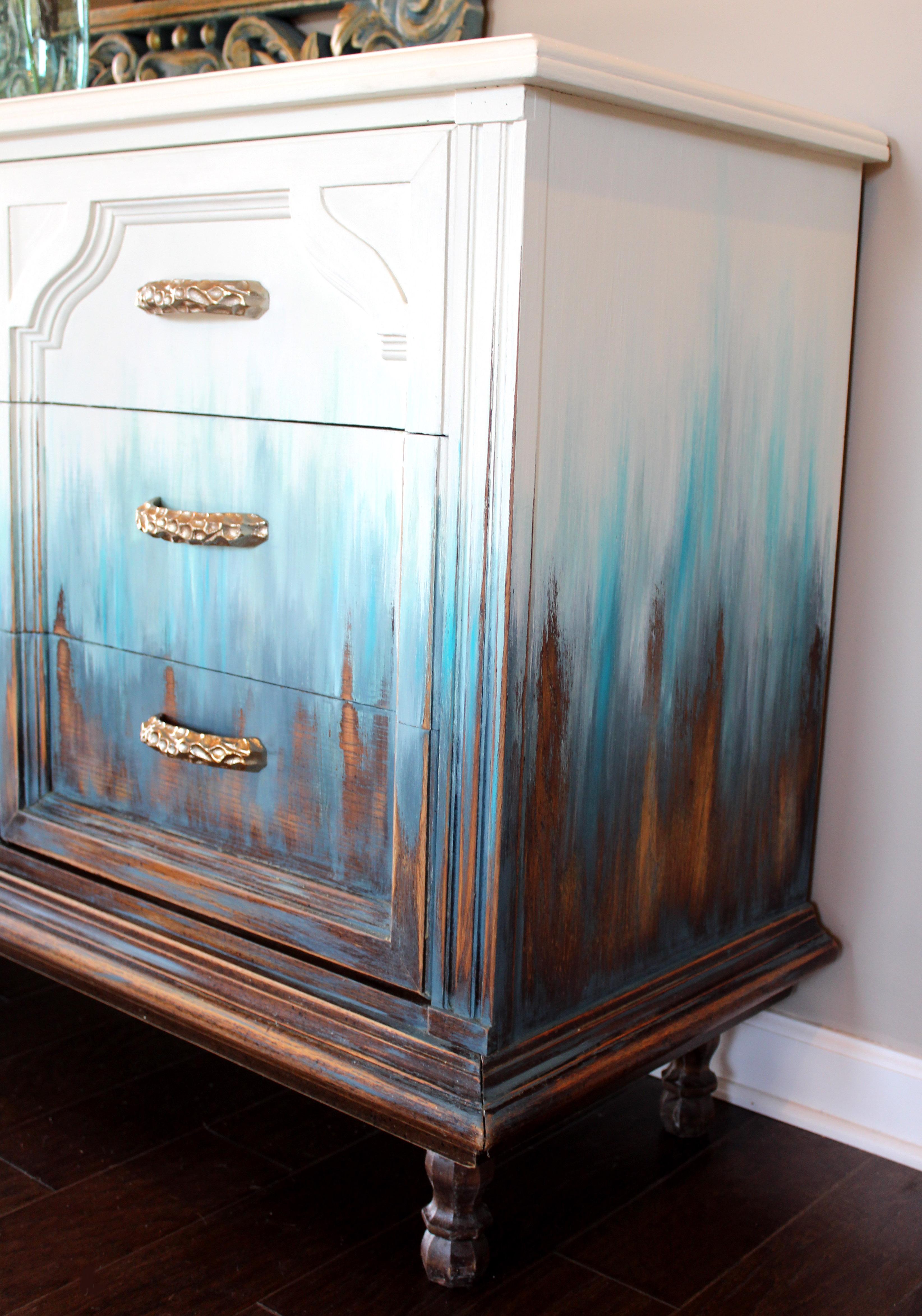 Ombr Balayage Dresser General Finishes 2018 Design