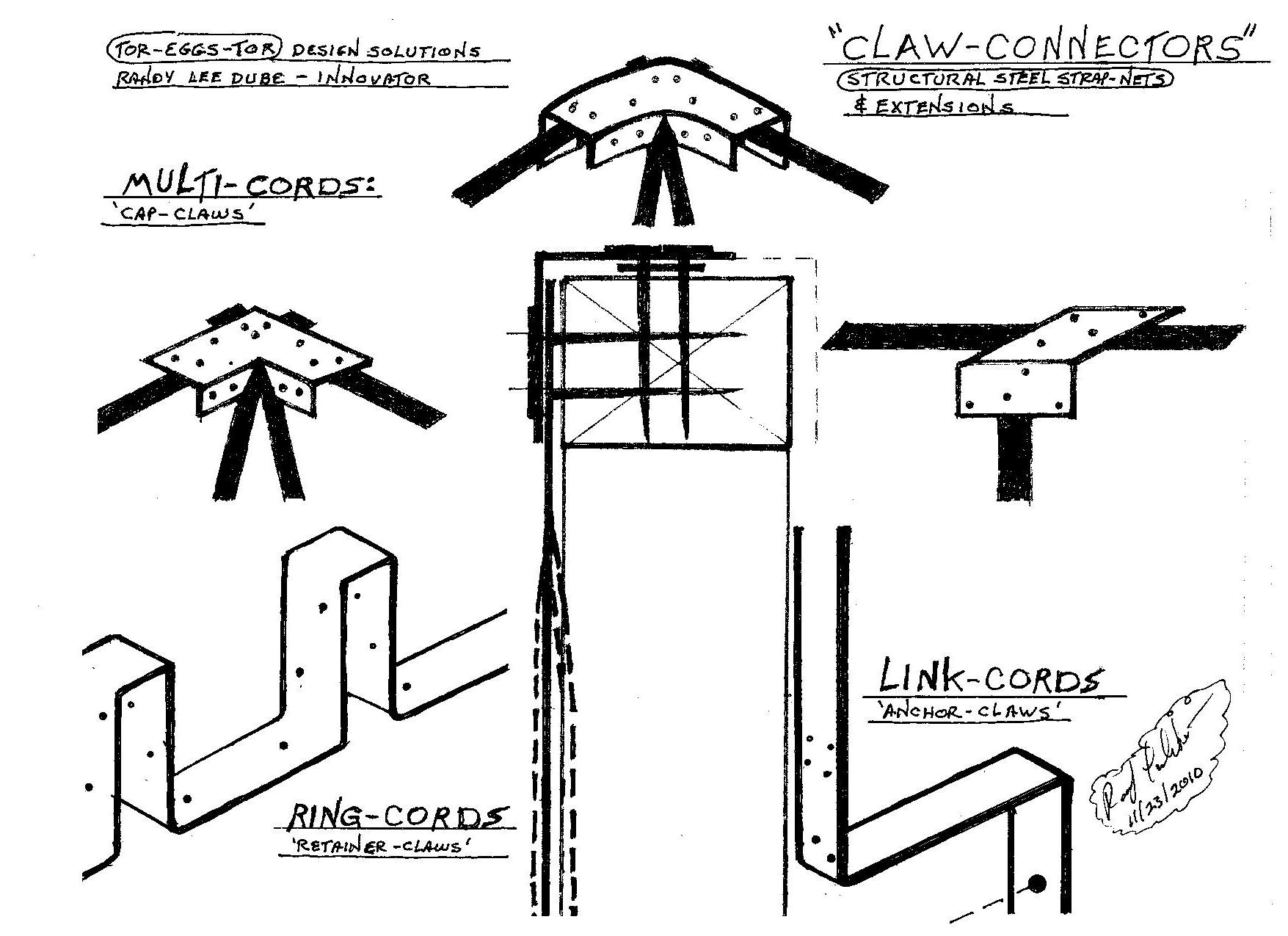 Continuous Structural Frame Reinforcing