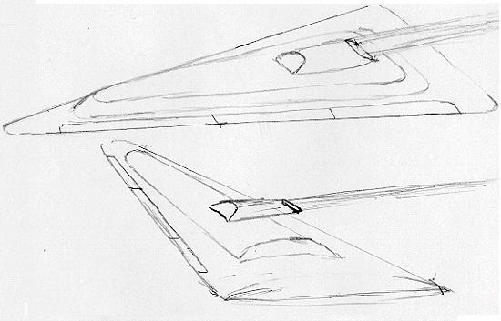 Variably Oblique Wing-Body Delta (VOD) orbital and heavy