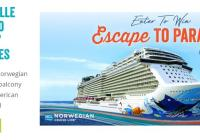 Margaritaville Escape to Paradise Giveaway – Stand Chance To Win 7-Day Cruise, A $500 American Express Gift