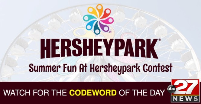WHTM Summer Fun At Hersheypark Contest