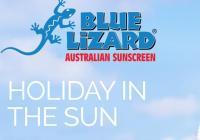 Blue Lizard Australian Sunscreen Holiday In The Sun Sweepstakes