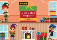 The Scotch Brand's Most Gifted Wrapper Contest