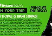 ALT 102.3 FM High Hopes, High Stakes Sweepstakes