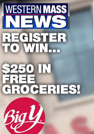 Western Mass News MGM Selfie Sweepstakes - Chance To Win $250 In Free Groceries