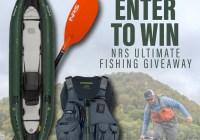 Rapid Magazine Kayak Angler Giveaway - Enter To Win Fishing Kayak And Paddle