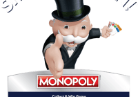 Safeway SHOP PLAY WIN Monopoly Game Sweepstakes - Chance To Win $250 Million in Prizes