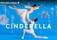 WTVR CBS 6 Richmond Ballets Cinderella LIVE Tickets Giveaway