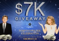 Wheeloffortune.com Giveaway - Enter To Win $7000 cash