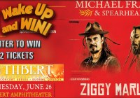 KEZI M Franti And Z Marley Concert Contest