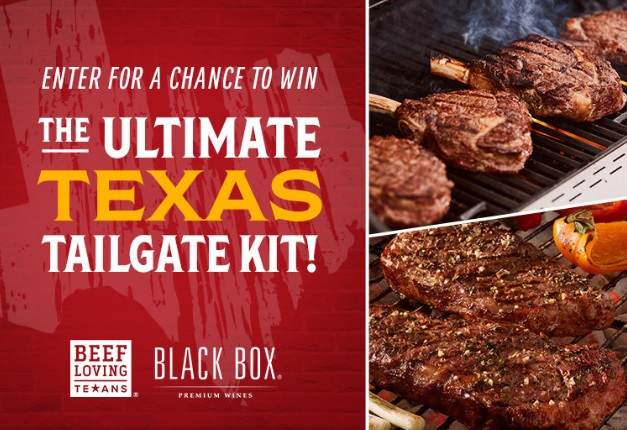 Texas Beef Council Tailgate Like A Texan Sweepstakes