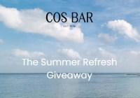 Cos Bar Summer Refresh Giveaway