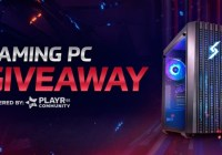 PLAYR.gg Gaming PC Community Giveaway
